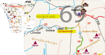 Map of Z69