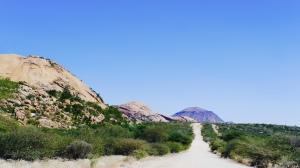 Scenic Route, Erongo Crater.