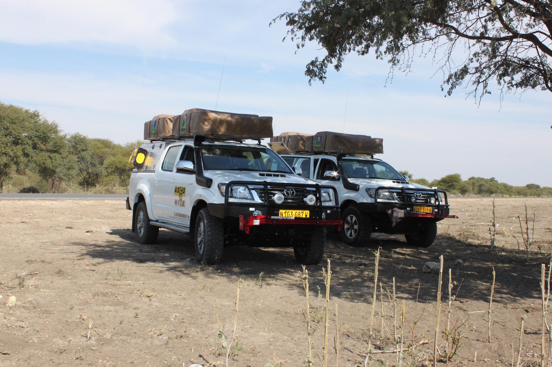 Self Drive Safari, Namibia, Africa, Asco  – Where To Stay
